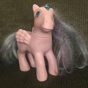 Generation 1 - 1985 My Little Pony Brilliant Bloom